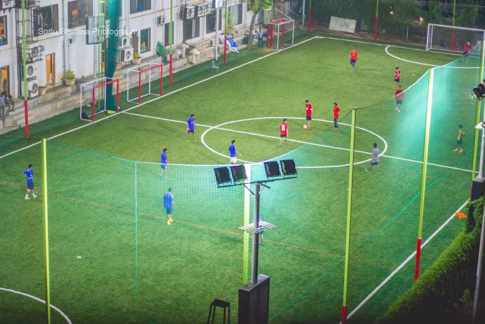 Artificial Turf Football Fields in Hyderabad