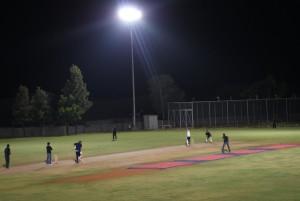 Babukhan Cricket Ground underlights