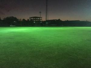 CentralCricket Ground under lights
