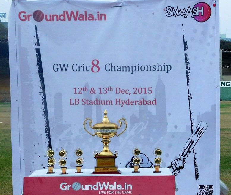 Recap on GW Cric8 Championship Dec, 2015