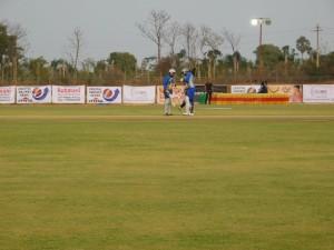 Vardhaman Cricket Ground