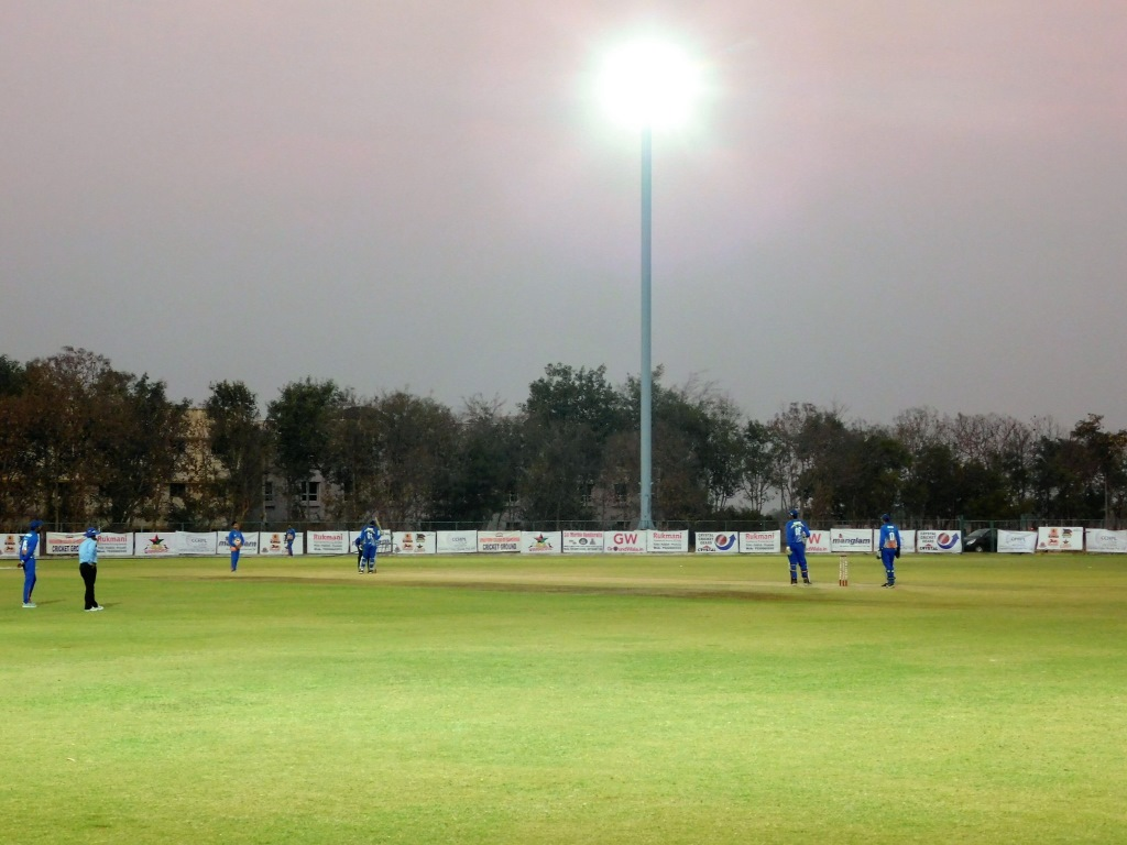 7 Cricket Ground with Flood Lights in Hyderabad