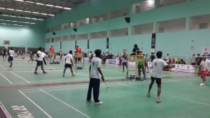 P Gopichand badminton Academy