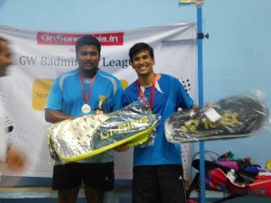 Badminton courts near hitech city