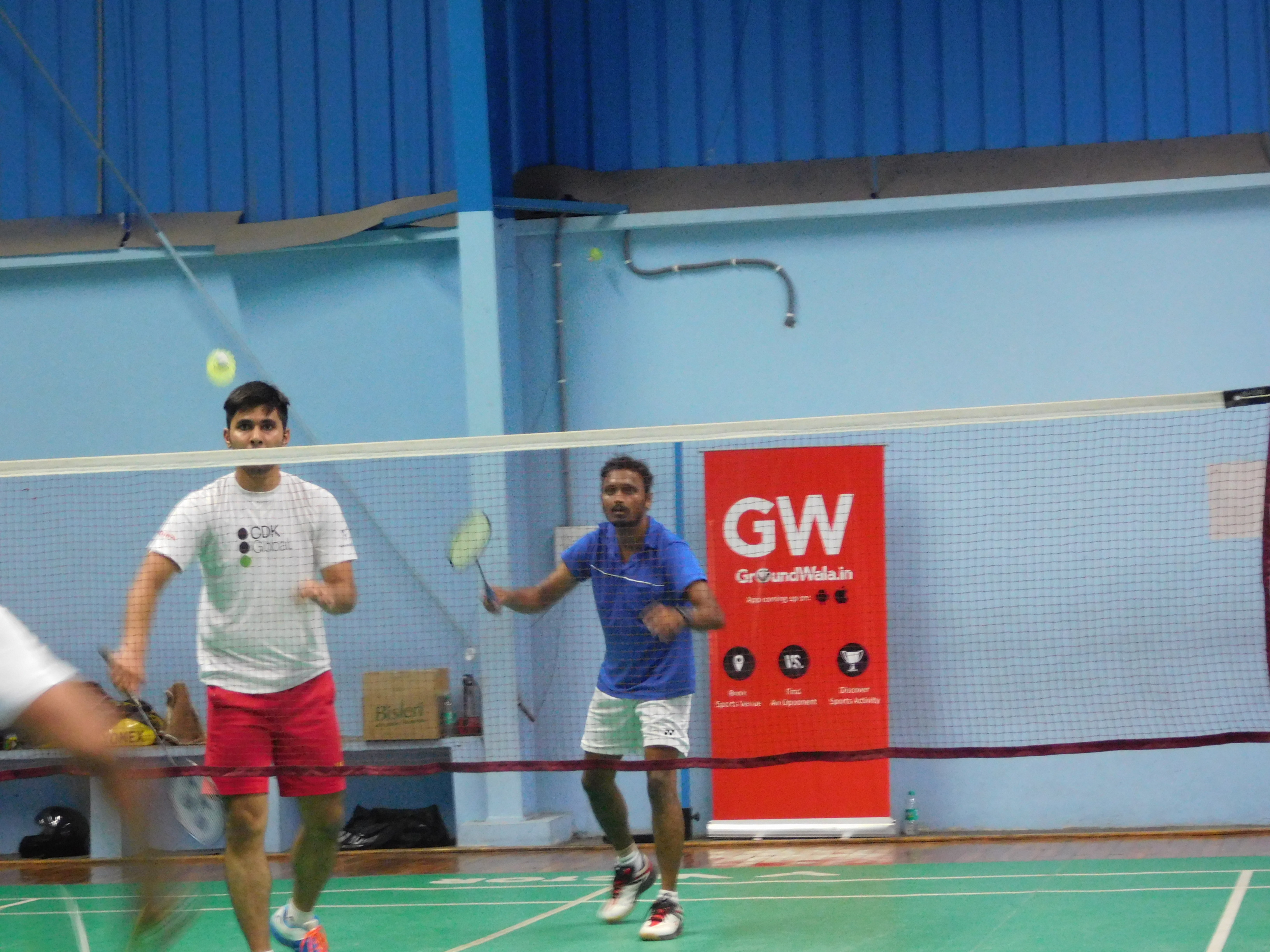 Recap on GW Badminton League