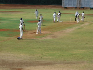 Poona club Cricket ground booking