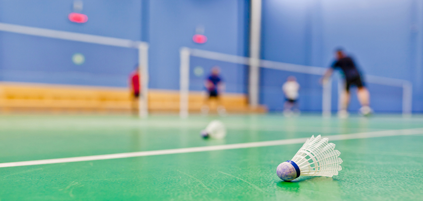Here are some Best Badminton court in Hyderabad!