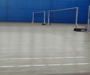 5sports badminton court
