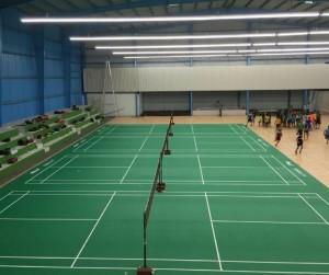 bhaskar babu Li-Ning badminton academy