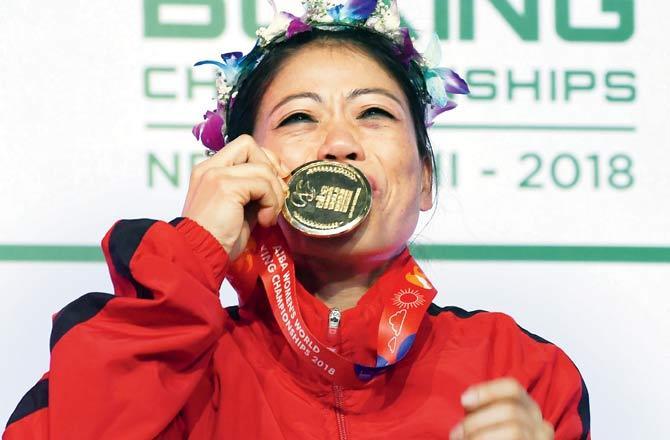 Mary Kom: Gold of India