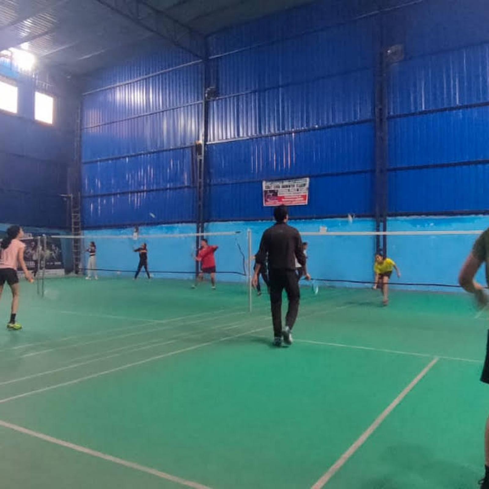 Surjit Singh Badminton Academy South Delhi - GW Sports App