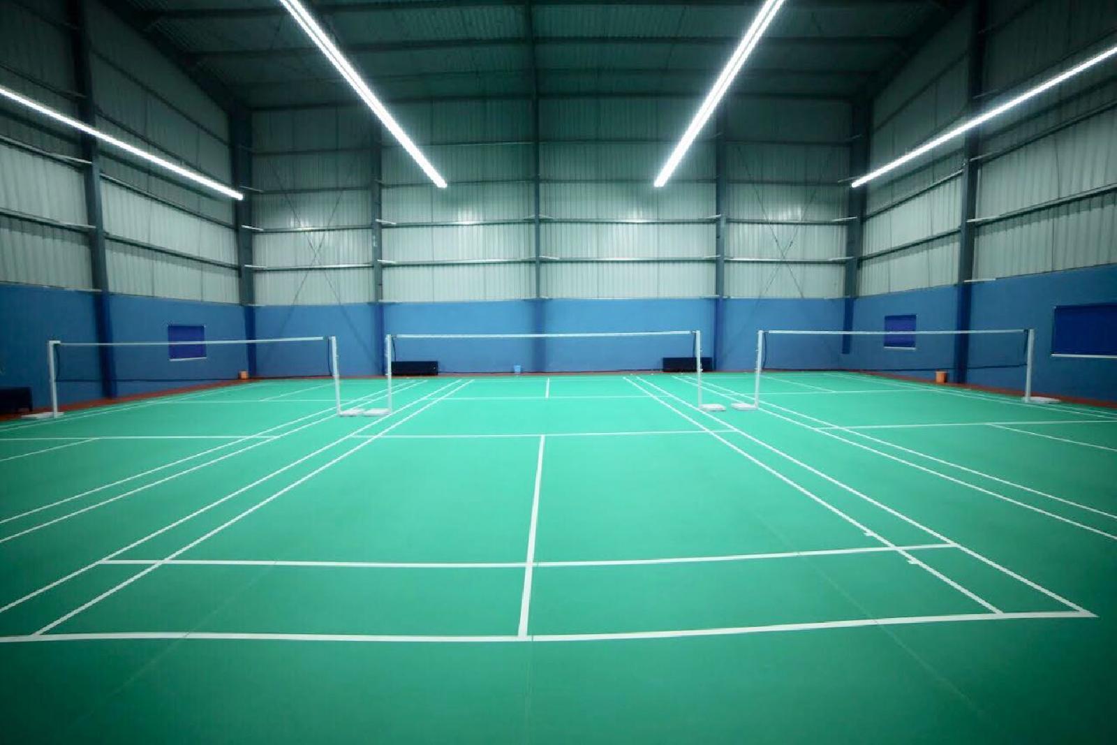 BRR ARENA BADMINTON - GW Sports App