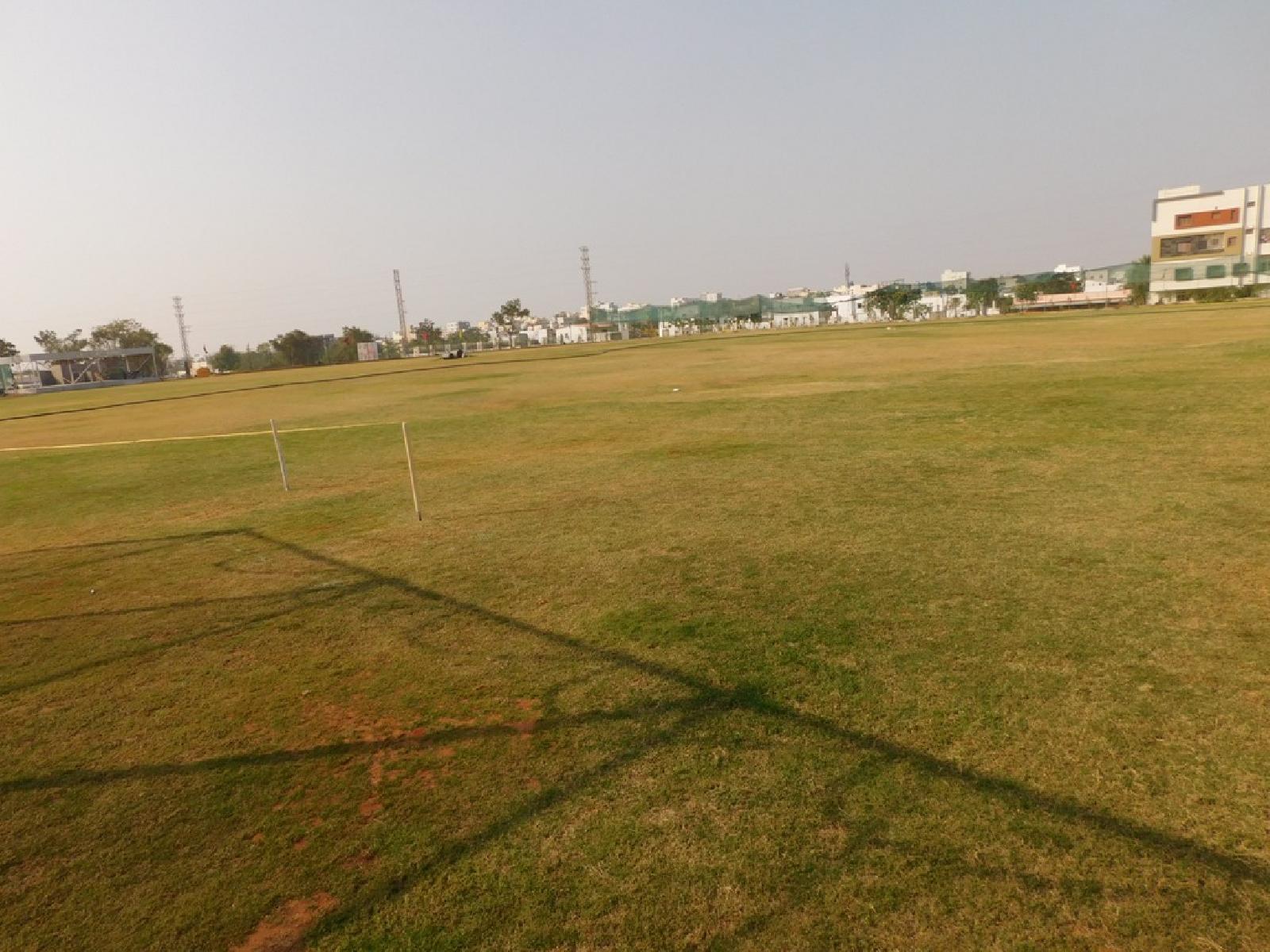 ground ayr cricket