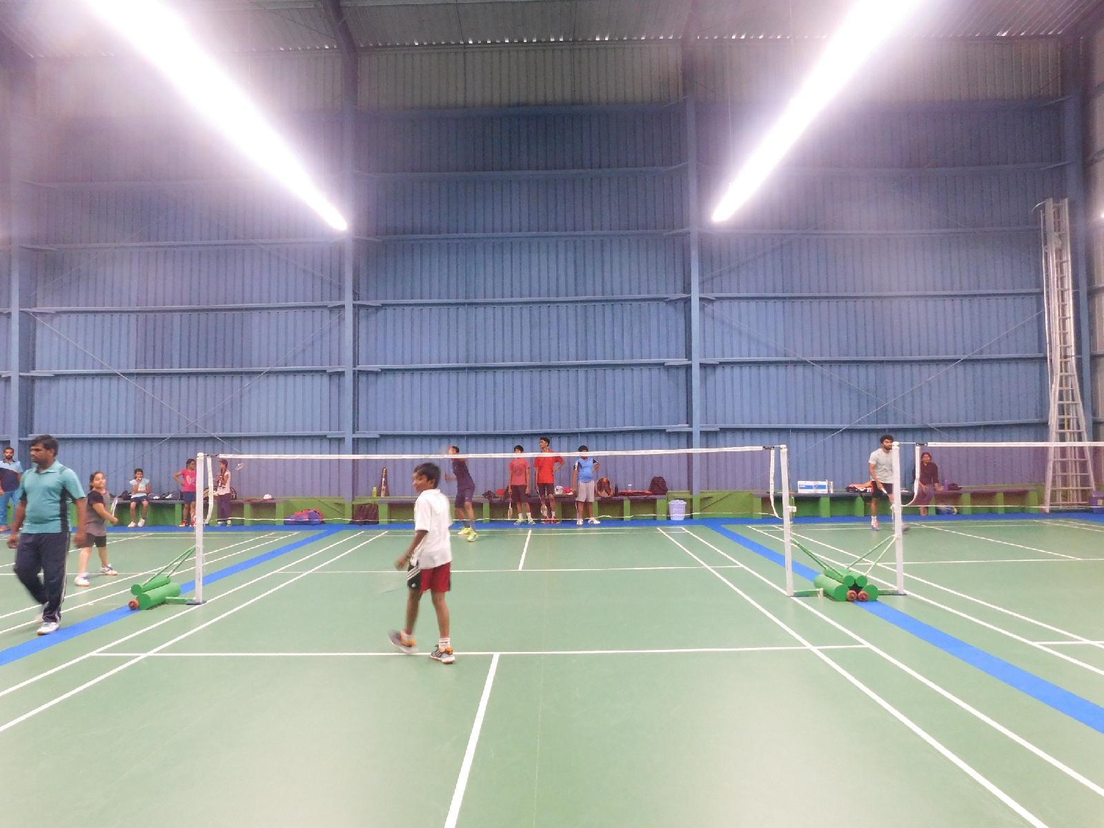 Apex Badminton Centre - GW Sports App