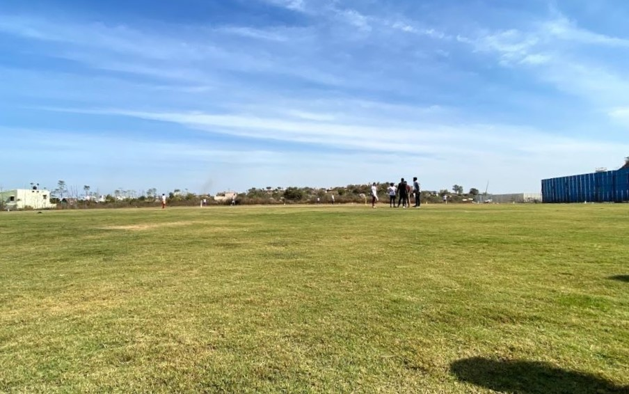 Saifi Cricket Ground