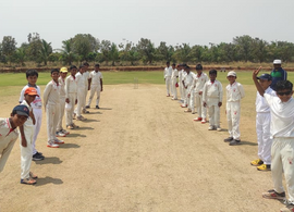 Ramcharan Cricket Ground