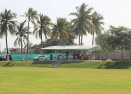 JB CRICKET GROUND