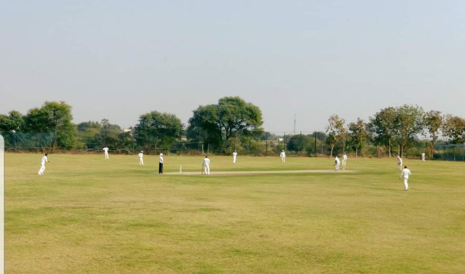 BVRS Cricket Ground