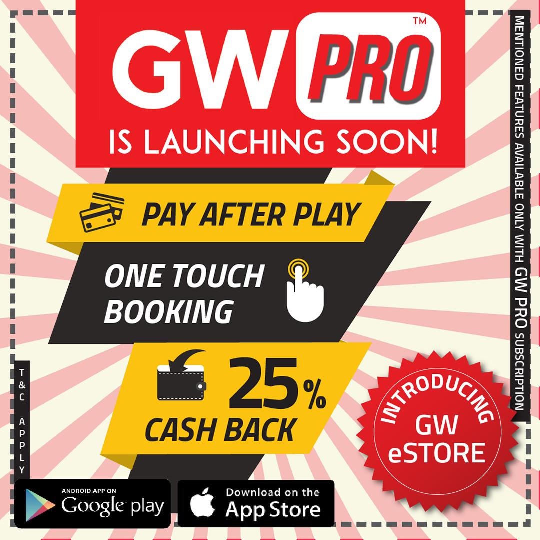 GW Pro Offer